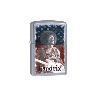 Zippo Jimi Hendrix American Flag - LG-ZIP-29175 - 400