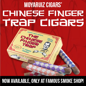 Chinese Finger Trap Cigars Image