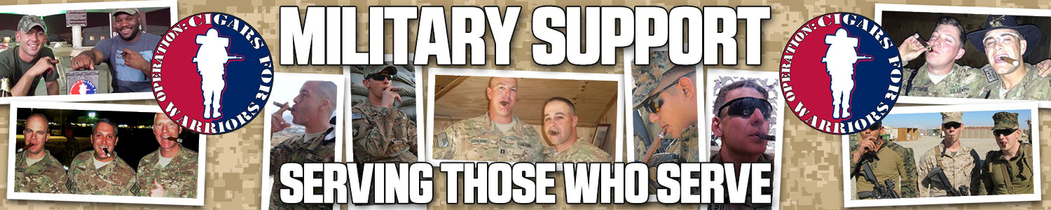 Military Support - Serving Those Who Serve.